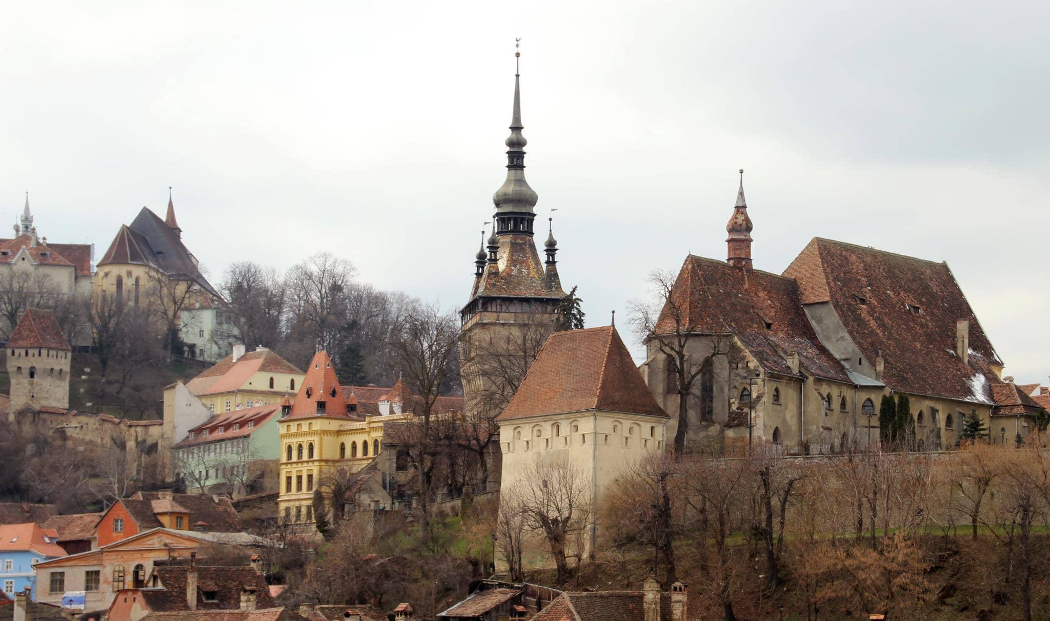 Circuit Cetati Transilvane - Biserici Fortificate Sasesti (4 zile)
