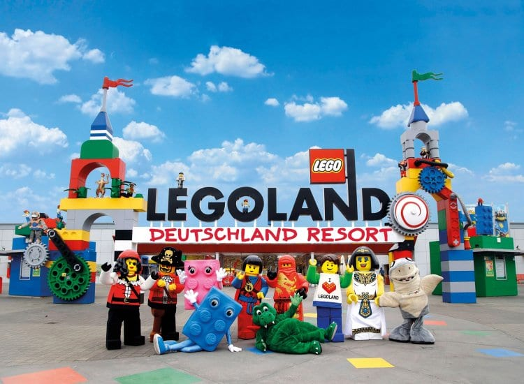 Legoland Germania 2020